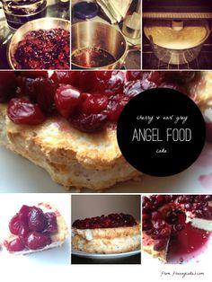 Ratio Rally: Angel Food Cake