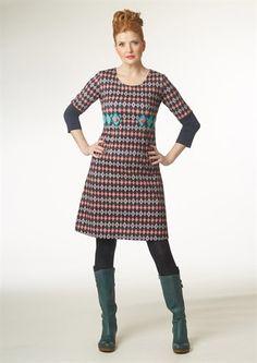 du Milde dress Pushy Petula