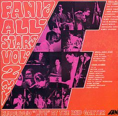 Fania All-Stars: Live At The Red Garter Vol 2