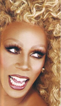 """Is some 'granny' chasers up in here?"" RuPaul photographed by Mathu Andersen for Workin' It! RuPaul's Guide to Life, Liberty and the Pursuit of Style"