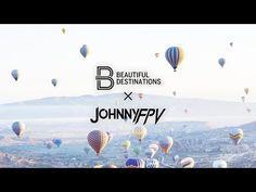 Johnny FPV takes you on a rollercoaster ride through Cappadocia, Turkey - home to the iconic hot air balloons, ancient cave towns and fairy chimneys. Ultra Music, Cave City, Fpv Drone, Cappadocia, Inspirational Videos, Drone Photography, Travel Photographer, Hot Air Balloon, Roller Coaster