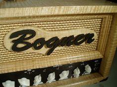 Sweet guitar amps.