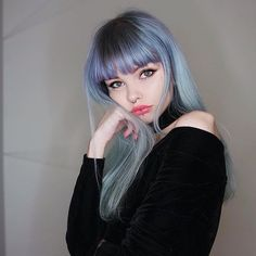 @lol.ivi with a diluted Smokey Navy root