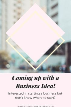 Having a small business would be a dream! But, where do you start? if you need help coming up with a business startup idea, check out this process to get you started! Start Up Business, Starting A Business, Business Tips, What To Write About, Blog Names, Blogging For Beginners, How To Start A Blog, Apple Cider, Hustle
