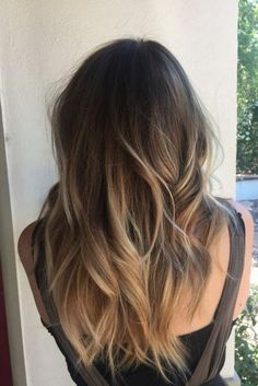 Top Winter - Fall Hair Color 2016 - 2017