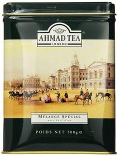 Ahmad Tea Special Blend Loose Tea Caddy, 17.6 Ounce - http://teacoffeestore.com/ahmad-tea-special-blend-loose-tea-caddy-17-6-ounce/
