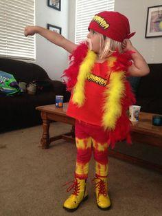 authentic hulk hogan costume
