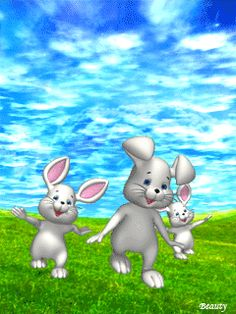 🌺🌻✿ ❀ ❁✿ For more great pins go to Easter Pictures, Christmas Pictures, Cute Pictures, Animals And Pets, Cute Animals, Gato Animal, Foto Gif, Easter Wallpaper, Bunny Art