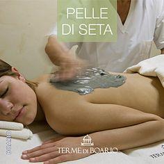 Una giornata di coccole per la tua pelle? Pelle di Seta è ciò che fa per te! #termediboario ha pensato anche al benessere della tua pelle per renderla più giovane, bella e sana! http://bit.ly/Pelle_di_Seta
