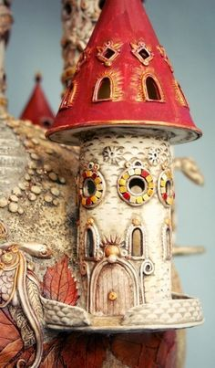 autumn dreamworld lamp detail 2 | close up of the autumn dre… | Flickr - Photo Sharing!