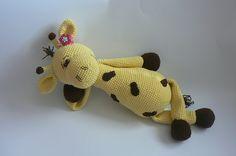 Ravelry: Giraffe pattern by Katka Reznickova