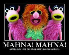 Mahna! Mahna! doo do do do do