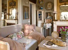 Salotto  in  stile  provenzale