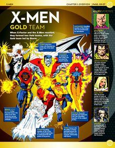 First appearance Uncanny X-Men, Vol. 1 #281 (October 1991).