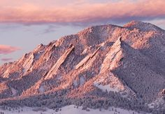 The Flatirons in Boulder Boulder Colorado, Colorado Rockies, Colorado Trip, Colorado Springs, Sunrise Mountain, Mountain High, Mountain Living, Boulder Flatirons, Chautauqua Park