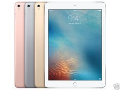 #computer Apple 9.7-inch iPad Pro Wifi 32GB 128GB 256GB New Open Box Collection of Colors please retweet