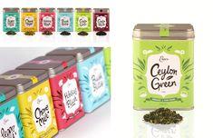 Avid Creative    35 Beautiful Tea Package Designs