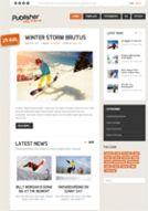 Joomla Templates - GK Publisher - Zizaza item for free