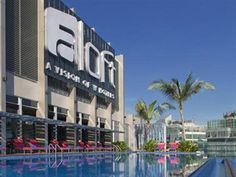 Aloft Kuala Lumpur Sentral Hotel  http://www.bookklhotels.com/aloft-kuala-lumpur-sentral-hotel/