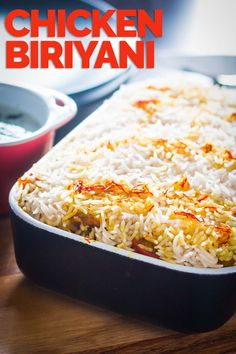 Like all good Biriyani my Chicken Biriyani or biryani is a labour of love, set aside a couple of hours and revel in the rich and deep Indian Spices and the chefs perk's while you while-away the time in the kitchen. Best Chicken Recipes, Turkey Recipes, Cooked Rice Recipes, Spicy Recipes, Thing 1, Chicken Tikka, Yum Yum Chicken, Biryani, Have Time