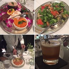 #MrChow famous noodles that he introduced in 1968 the 50/50 cocktail to celebrate 50 years of @caesarspalace famous green prawns and an amazing dessert tray = an amazing publishers dinner in #LasVegas. ... #lasvegasfoodie #lasvegasstrip #caesarspalace #lasvegaslife #vegasbaby #vegas  via MODERN LUXURY MAGAZINE OFFICIAL INSTAGRAM - Luxury  Lifestyle  Culture  Travel  Tech  Gadgets  Jewelry  Cars  Gaming  Entertainment  Fitness