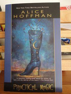 Practical Magic Alice Hoffman, Denver Post, Good Sentences, The Power Of Love, Practical Magic, Bestselling Author, Audio Books, Good Books, Fiction