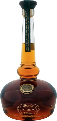 my favorite bourbon!Willett Pot Still Reserve Bourbon. Aged for between eight and ten years, this is the product of 150 years of family tradition. Cigars And Whiskey, Scotch Whiskey, Bourbon Whiskey, Alcohol Bottles, Liquor Bottles, Rum Bottle, Whiskey Bottle, The Distillers, Pot Still