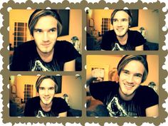 I am the only who thinks PewDie looks even hotter than ever in this pic???