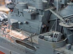 Japanese cruiser Takao 1/100 scale