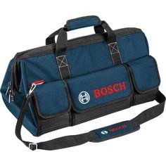 Bosch borsone borsa sacco in nylon multiuso 48x30x28cm per elettroutensili ed accessori