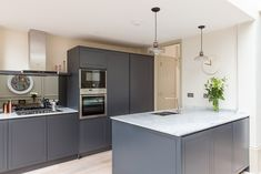 Bespoke London based property developers producing high end residential projects House Extension Design, Extension Designs, Bathroom Design Small, Kitchen Design, Kitchen Ideas, Victorian Terrace Interior, Terrace Design, Uk Homes, Property Development