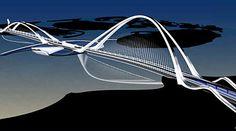 Uêba !! > Ponte Com O Maior Arco Do Mundo