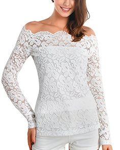 DJT Womens Boat Neck Floral Lace Raglan Long Sleeve Shirt... https://www.amazon.com/dp/B014H6W4EC/ref=cm_sw_r_pi_dp_x_o3ZJyb4XSETYR