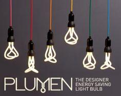 Funky lightbulbs!