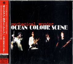 For Sale - Ocean Colour Scene Mechanical Wonder Japan Promo  CD album (CDLP) - See this and 250,000 other rare & vintage vinyl records, singles, LPs & CDs at http://991.com