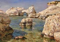 Image result for paintings of cyprus