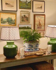 Home Living Room, Living Room Decor, Interior Decorating, Interior Design, Beautiful Interiors, Traditional House, Cozy House, Home Decor Inspiration, Cottage Style
