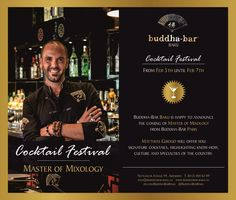 #BuddhaBarBaku #cocktail #festival #drinks enjoy #relax #pinterest