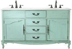 6 Bath Vanities for Under $1,000: French Provincial Flair