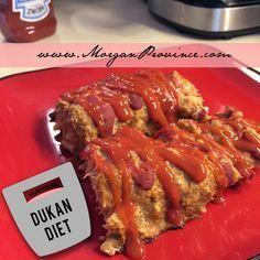 Dukan Diet Pure Protein Turkey Meatloaf Recipe