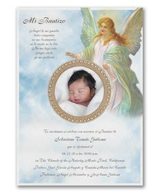 Pin By The Party Block On Christening Invitations Pinterest
