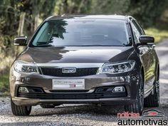 Qoros: plataforma pode ter tamanho do Golf ou do BMW Série 5 - Notícias Automotivas - Carros