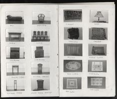 Inventory of Objects Belonging to a Young Man of Oxford: Christian Boltanski