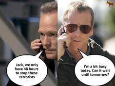 Jack Bauer Jokes | hilarious 24 joke 2 1