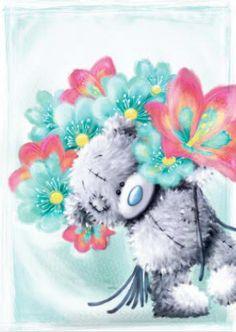 ♥ Tatty Teddy ♥ Teddy Images, Teddy Bear Pictures, Cute Images, Tatty Teddy, Teddy Bear Drawing, Teddy Bear Quotes, Teddy Beer, Stitch Games, Teddy Bear Design