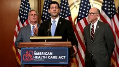 """""""We cannot support The American Health Care Act in its current form,"""" hospitals say."""