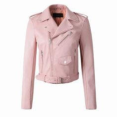 60a7c15bf2d9ea 2017 New Fashion Women Wine Red Faux Leather Jackets Lady Bomber Motor –  USMART NY Short