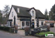 Restaurant in Leusden Zuid aan de Treekerweg. Pand komt uit de 19e eeuw