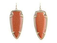 Kendra Scott Skylar Earrings, this color except in the Rayne necklace