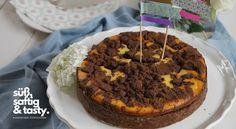 Russischer Zupfkuchen schmeckt Groß und Klein. Das einfache Rezept ist schnell zubereitet und passt zu jeder Gelegenheit.